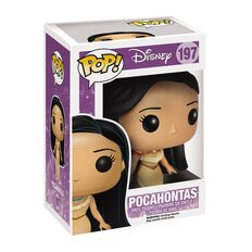 Pop Vinyl Pocahontas Pocahontas
