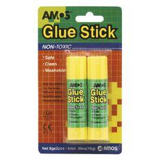 Amos Glue 8g 2 Pack