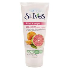 St Ives Scrub Lemon & Mandarin 150ml