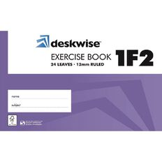 Deskwise Exercise Book 1F2