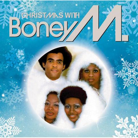 Christmas With Boney M CD by Boney M 1Disc