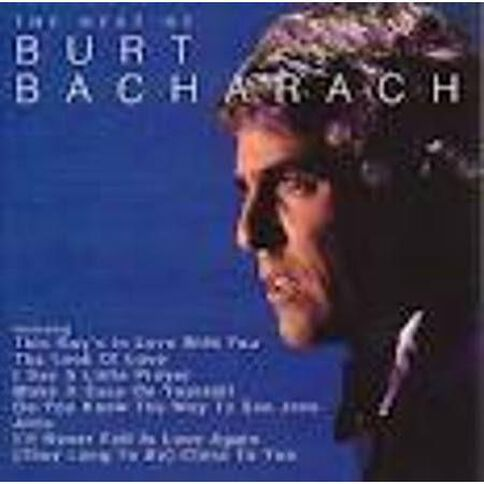 Best of CD by Burt Bacharach 1Disc