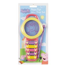 Peppa Pig Mini Band Set