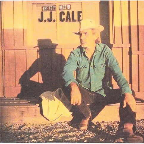 The Very Best of CD by JJ Cale 1Disc