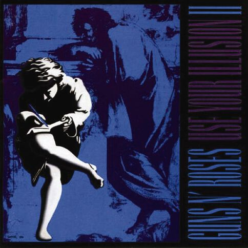Use Your Illusion II by Guns'N'Roses CD