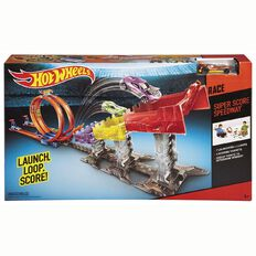 Hot Wheels Super Score Speedway Play Set Exclusive