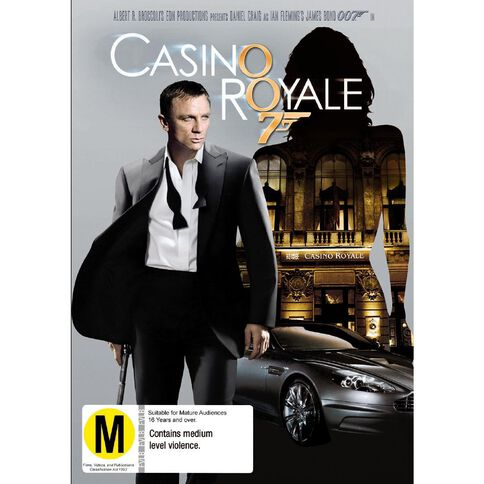 Casino Royale 2012 Version DVD 1Disc