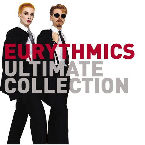 Ultimate Collection CD by Eurythmics 1Disc