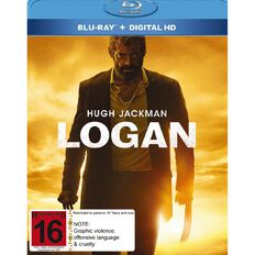 Logan (Wolverine) Blu-ray 1Disc