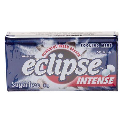 Eclipse Mints Intense Mints 34g