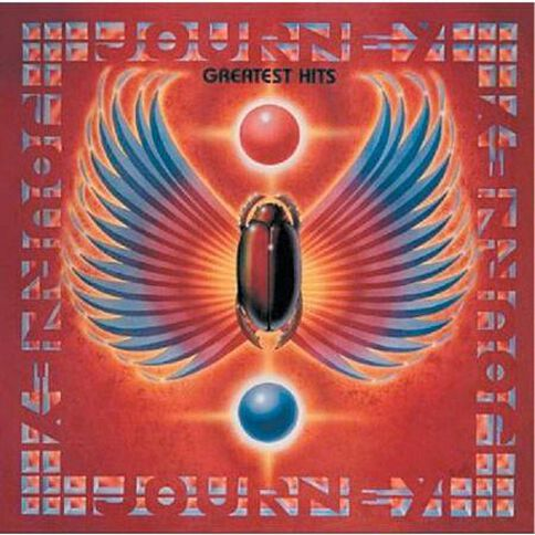 Greatest Hits CD by Journey 1Disc