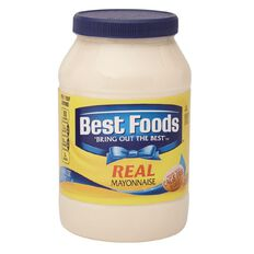 Best Foods Real Mayonnaise 1.4L