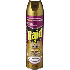 Raid One Shot MIK Odourless 320g
