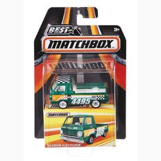 Matchbox Best of The World Collectibles Assorted