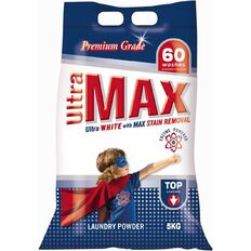 Ultra Max Top Loader Laundry Powder Bag 5kg