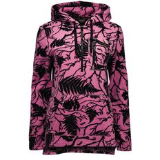 Back Country Women's Camo Hoodie