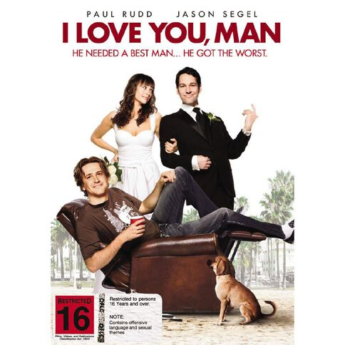 I Love You Man DVD 1Disc