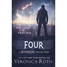 Divergent #4 Four Young Adult Edition by Veronica Roth