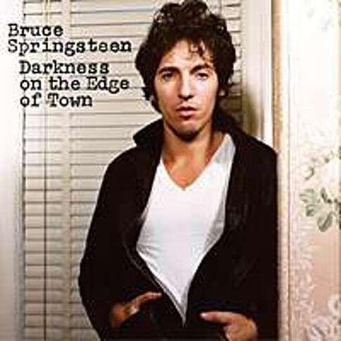Darkness On The Edge Of Town by Bruce Springsteen CD