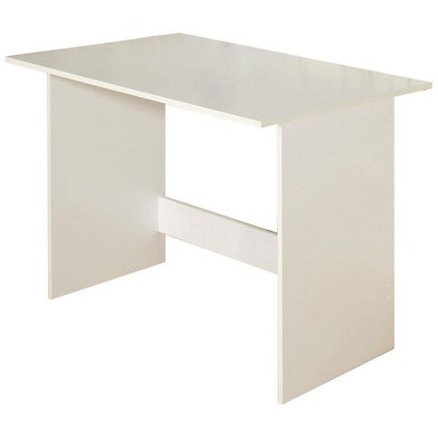 Necessities Brand Office Desk White