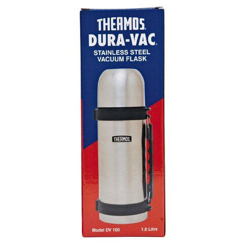 Thermos Stainless Steel Flask 1L