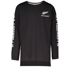 All Blacks Kids' Long Sleeve Tee
