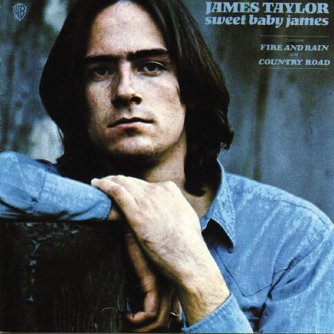 Sweet Baby James CD by James Taylor 1Disc