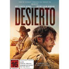 Desierto DVD 1Disc