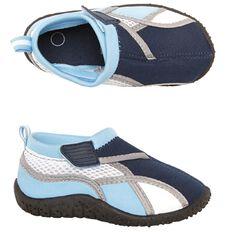 Basics Brand Kids' Ocean Aqua Socks
