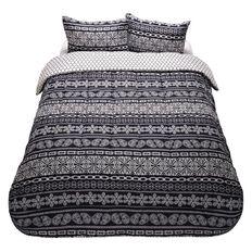 Living & Co Comforter Set Mykonos 3 Piece