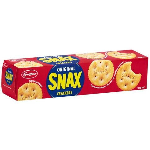 Griffin's Snax Single 135g