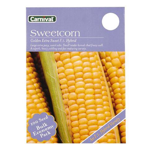 Carnival Extra Sweet Hybrid Sweet Corn Seeds