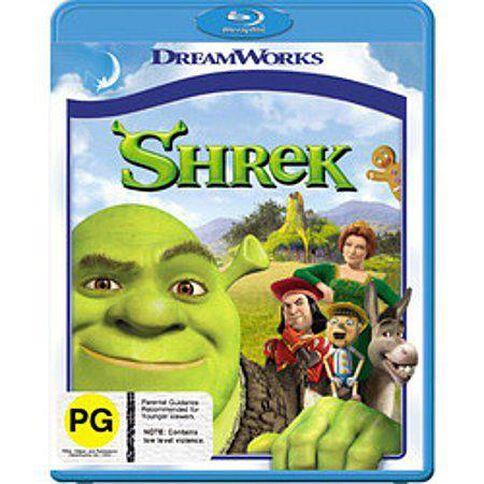 Shrek Blu-ray 1Disc