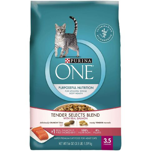 Purina ONE Cat Salmon and Tuna 1.59kg