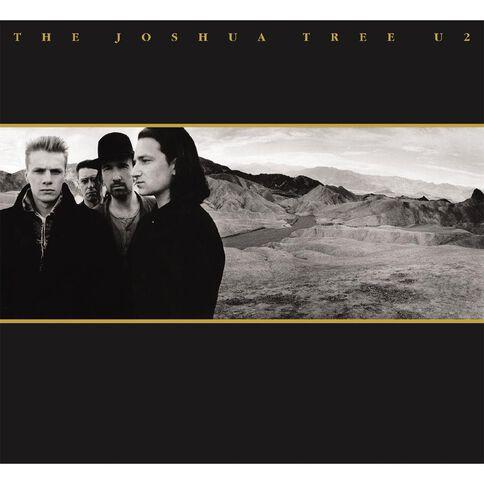 The Joshua Tree (20th Anniversary Super Deluxe Edition) by U2 2CD & 1DVD