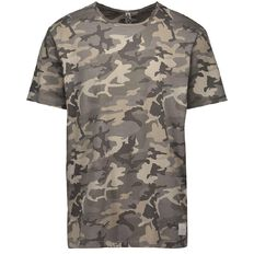 Urban Equip All Over Print Camouflage Tee