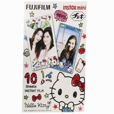 Hello Kitty Instax Film 10 Pack