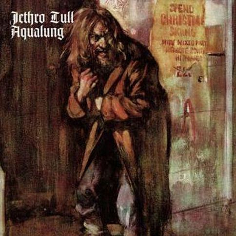 Aqualung CD by Jethro Tull 1Disc