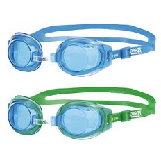 Zoggs Swimming Goggles Little Ripper - Twin Pack