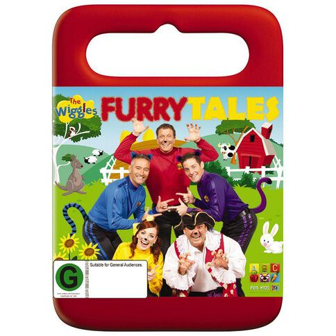 Wiggles The Furry Tales DVD 1Disc
