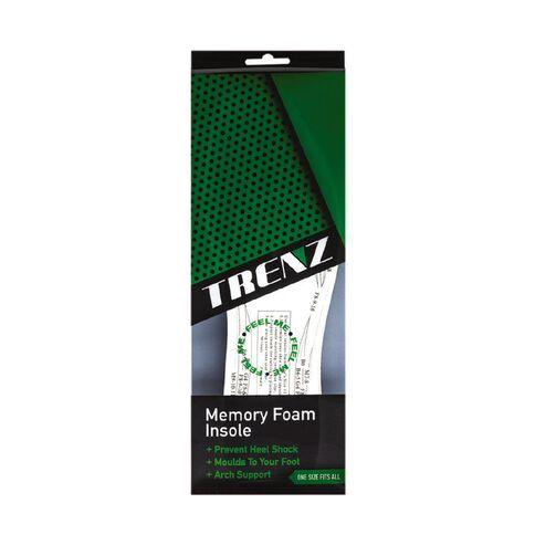 Trendz Memory Foam Insole