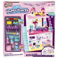 Shopkins Happy Places Extension Set Assorted