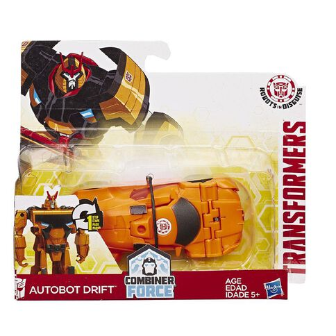 Transformers Robots in Disguise One Step Changer Assorted