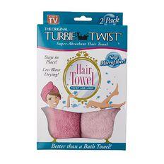 As Seen On TV Turbie Twist