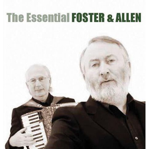 The Essential CD by Foster & Allen 2Disc