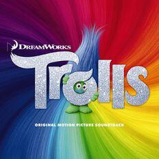 Trolls CD by Original Soundtrack 1Disc