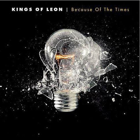 Because Of The Times CD by Kings Of Leon 1Disc