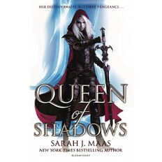 Throne of Glass #4 Queen of Shadows by Sarah J Maas