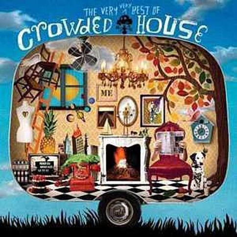 2CD/DVD Crowded House The Very Very Best Of