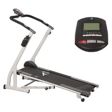 Active Intent Foldable Magnetic Treadmill